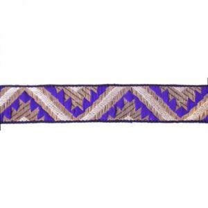 Ruban navajo violet