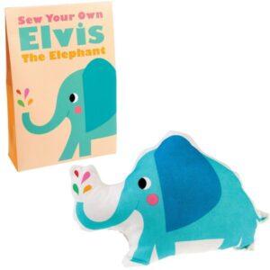 Kit éléphant à coudre soi-même