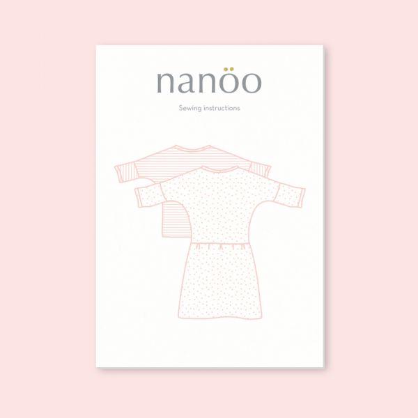Robe top nanoo de Nanöo
