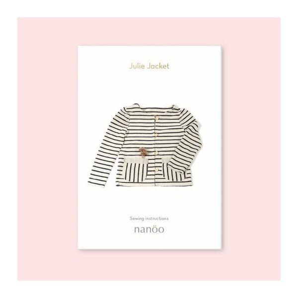 Veste Julie de Nanöo