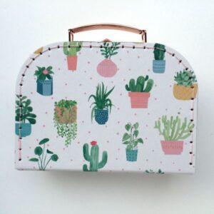 Petite Valisette cactus