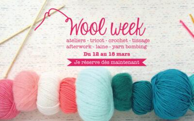 Wool week : l'évènement laine chez Henry & Henriette