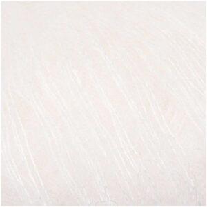 Super Kid Mohair Silk blanc