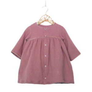 Duo blouse et robe Stockholm - Ikatee - 3 - 12 ans