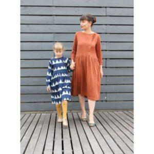 Duo blouse et robe Elona - Ikatee - 3 - 12 ans