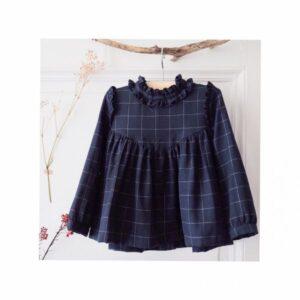 Blouse ou robe Louise - Ikatee - 3 - 12 ans