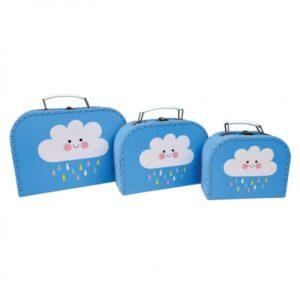 Valisette Happy cloud S