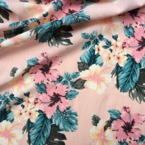 Tissu nude & bloom