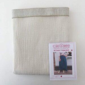 Kit jupe longue et joli élastique