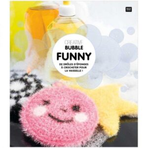 Livre creative bubble Funny