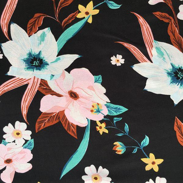 Tissu fleurus
