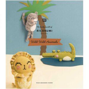 Livre Ricorumi - wild animals