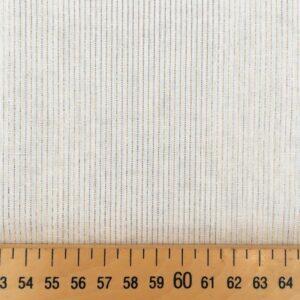 Tissu Rayures Lurex Multicolore