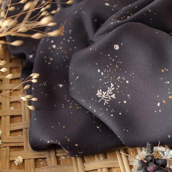 Tissu twig night - Atelier Brunette