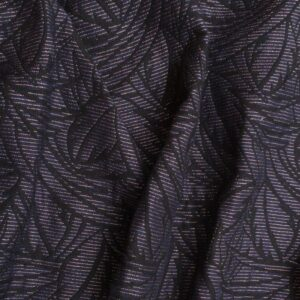 Jacquard millefeuille blue sunrise