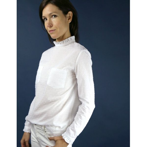 Blouse passion - Atelier Scammit