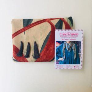 Kit couture : le foulard