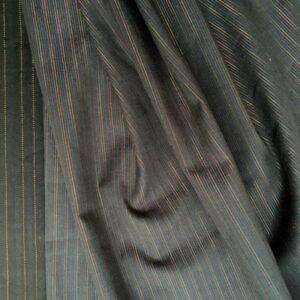 Tissu arc en ciel lurex