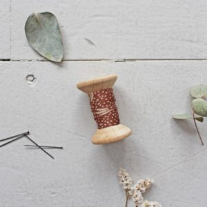 Biais Dune Chestnut - Atelier Brunette