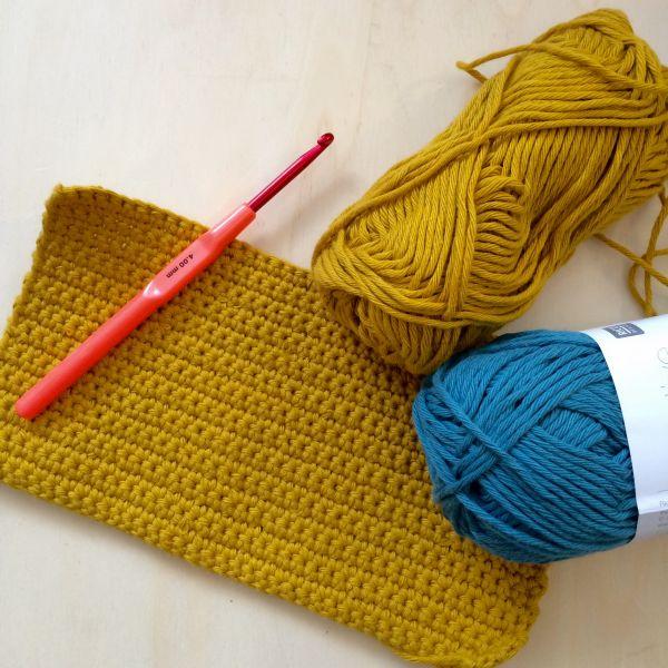 Initiation crochet 14/04