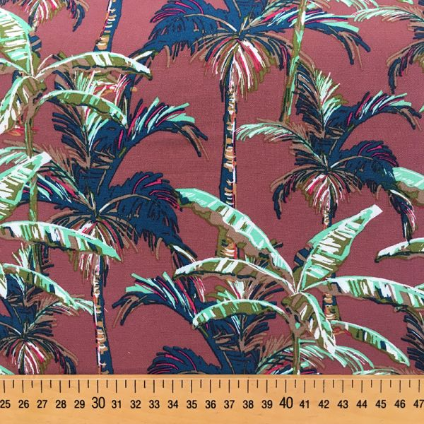Tissu palm spring