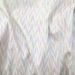 Tissu dégradé chevron