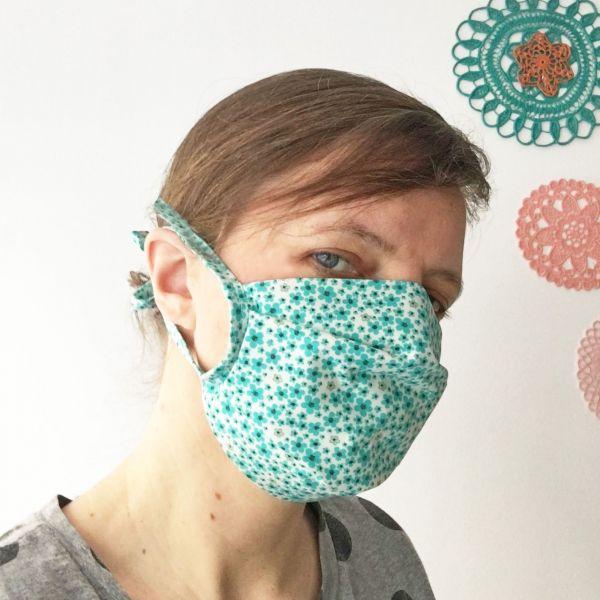 Tuto masque avec liens