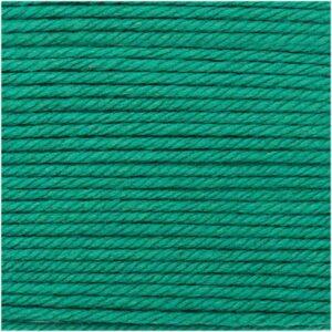 Pelote mega wool chunky vert