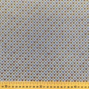 Tissu mini paquerette