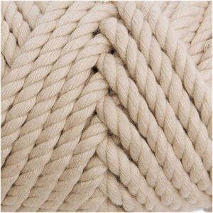 Pelote cotton cord écru