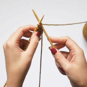 Initiation tricot | 15/10 | Atelier tricot