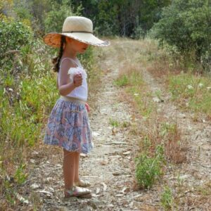 Jupe Marguerite - 3-12 ans