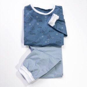 Pyjama mixte SACHA 3-12ans