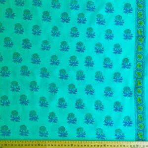 Tissu impression artisanale Shimla