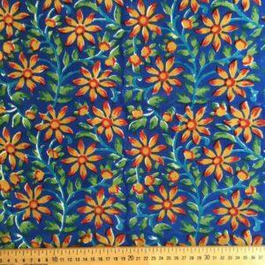 Tissu impression artisanale Panaji