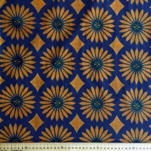 Tissu impression artisanale Badami