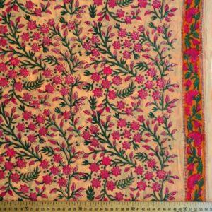 Tissu impression artisanale Hospet