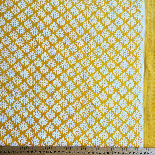 Tissu impression artisanale Markal