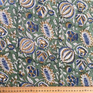 Tissu impression artisanale Chennai