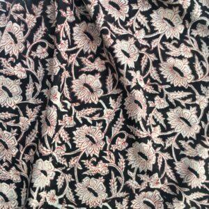 Tissu impression artisanale Jaipur