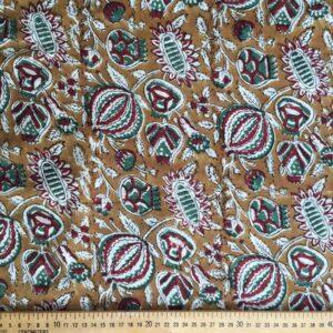 Tissu impression artisanale Lamjana