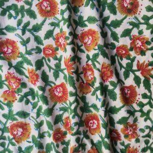 Tissu impression artisanale Bangalore