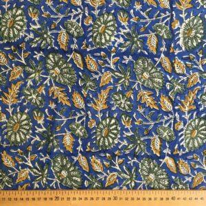 Tissu impression artisanale Hosur