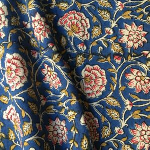 Tissu impression artisanale Utkoor