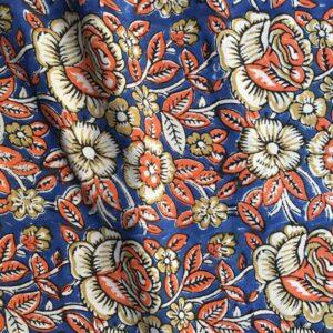 Tissu impression artisanale Sorohi