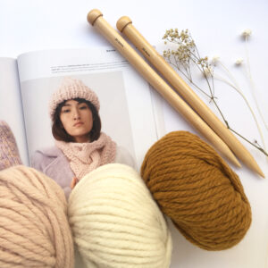 Kit débutant tricot