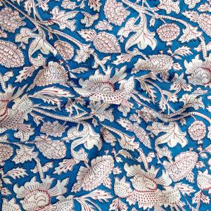 Tissu indien Baburi