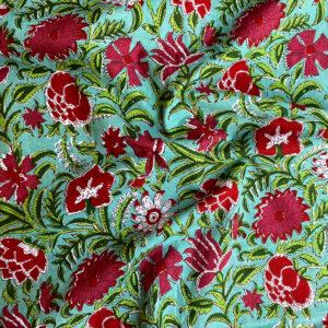 Tissu indien Handia