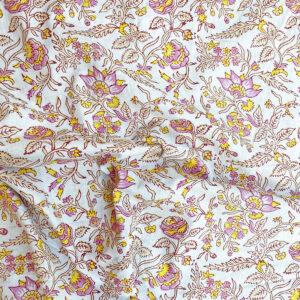 Tissu indien Saidabad