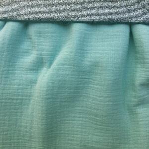 jupe longue élastique lurex